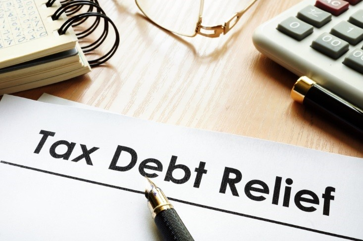 IRS Tax relief program